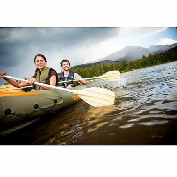 "Sevylor Fish/Hunt Inflatable Kayak, 10'4"" x 3'1"" System"