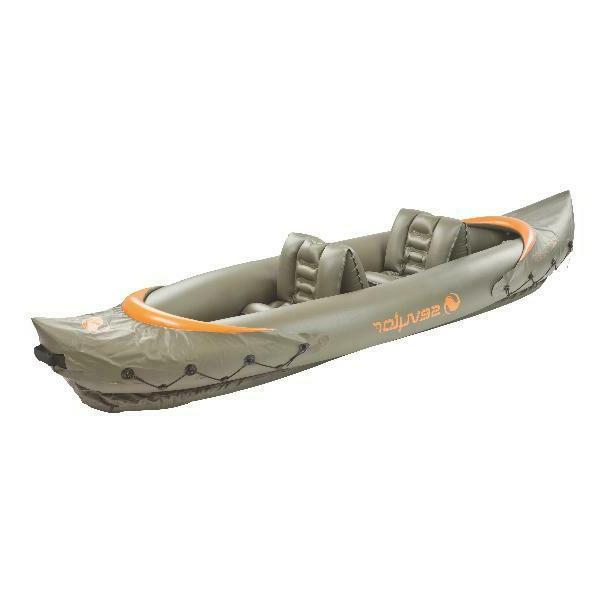 tahiti fish hunt 2 person inflatable kayak