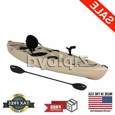tamarack angler 100 fishing kayak paddle included