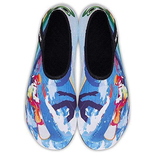 Womens and Mens Water Shoes Socks Surf