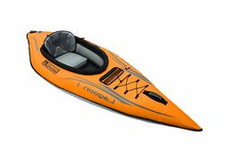 Advanced Elements Lagoon 1 Inflatable Kayak with Paddle