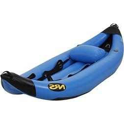 NRS MaverIK I Inflatable Kayak Blue/Black, 9ft 5in