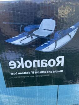 New Classic Accessories Roanoke 1-Person Fishing Pontoon Boa