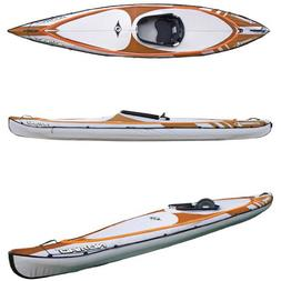 BIC Sport NOMAD HP1 Inflatable Kayak, Orange/Grey, 14-Feet 5