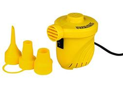 Output Air Pump 12V Inflatable Tubing Boat Pool Water Sport