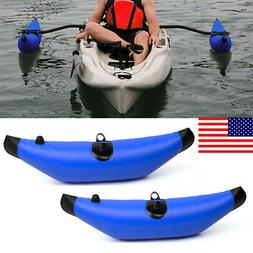 Premium Inflatable Outriggers Stabilizer Kit Water Buoyant F
