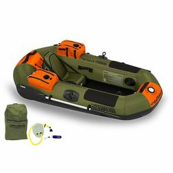 packfish7 deluxe frameless inflatable angler