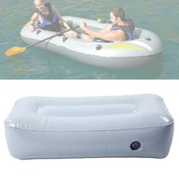Portable PVC Inflatable Folding Seat ! Pad Comfortable for K