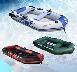 Pro Boat Rubber PVC Inflatable Fishing Kayak Resistant Stabl