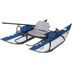 Classic Roanoke 8 foot Inflatable Pontoon