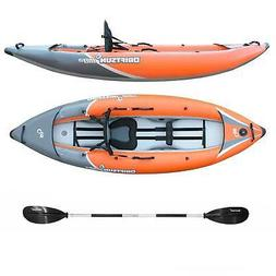 rover 120 inflatable single person white water