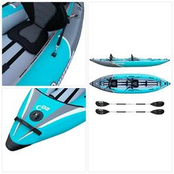 Driftsun Rover 220 Inflatable Tandem White-Water Kayak with
