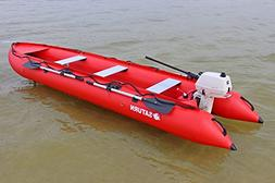 Saturn 15 ft KaBoat SK470 Inflatable Boat and Inflatable Kay