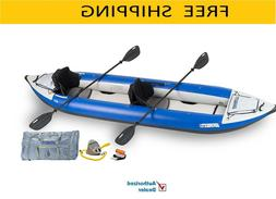 Sea Eagle 420x Inflatable Kayak with Pro Package, New! Free