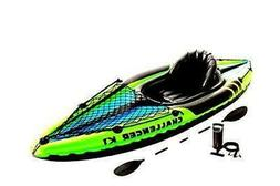 Skroutz Kayak Water Raft Fishing 1 Person Sporty Inflatable