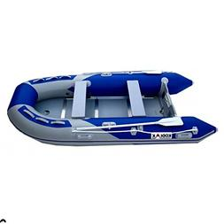 12FT KODIAK SPORTSMAN INFLATABLE BOAT Kit, raft, dinghy, flo