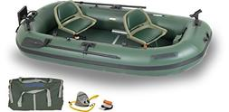 Sea Eagle Stealth Stalker STS10 Frameless Fishing Boat, Gree
