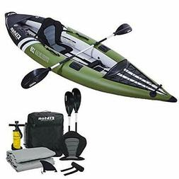 Steelhead Fishing Kayak, Inflatable Touring Angler