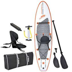 stingray inflatable stand paddleboard