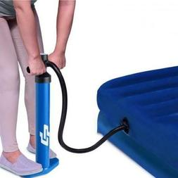 SUP Hand Pump With Gauge Double Action Manual Inflation Boar