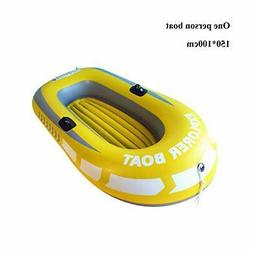 Touring Kayaks, Inflatable Kayak Set with Aluminum Oars and