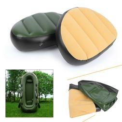 Inflatable Seat Pillow Fishing Boat Kayak Rowing Air Cushion