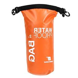 sikiwind 2L Sports Waterproof Dry Sack Bag Travel Outdoor Ca