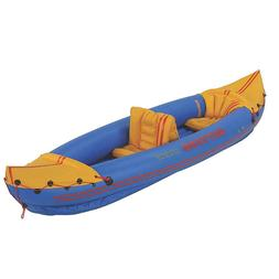 Zodiak Sevylor Rogue Inflatable 2-Person Kayak w/Pump & Padd